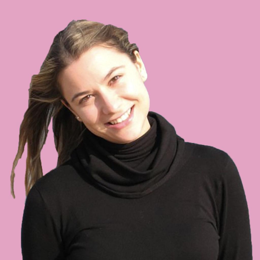 Silvia de Michielis - addetta stampa