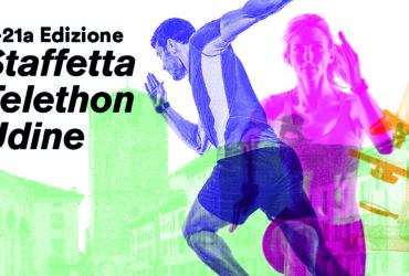 Chiusura iscrizioni per la 21^Staffetta Telethon Udine